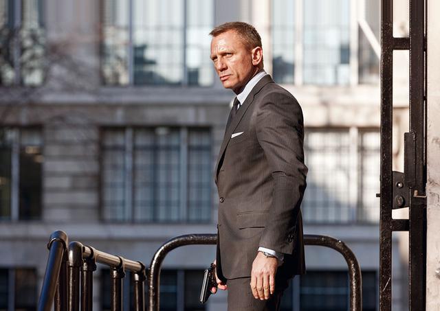 画像: 第1位「007 スカイフォール」