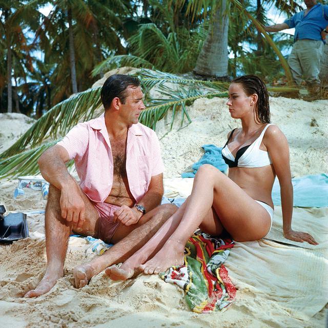画像: 第6位「007 ドクター・ノオ」(初公開時タイトル「007は殺しの番号」)