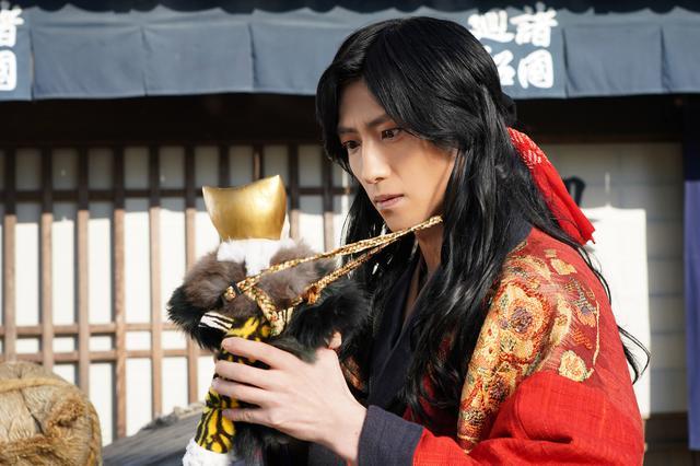 画像: 十蘭ドール(人形)と久坂幻士郎