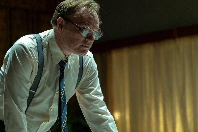 画像: 科学者ヴァレリー・レガソフ役のジャレッド・ハリス