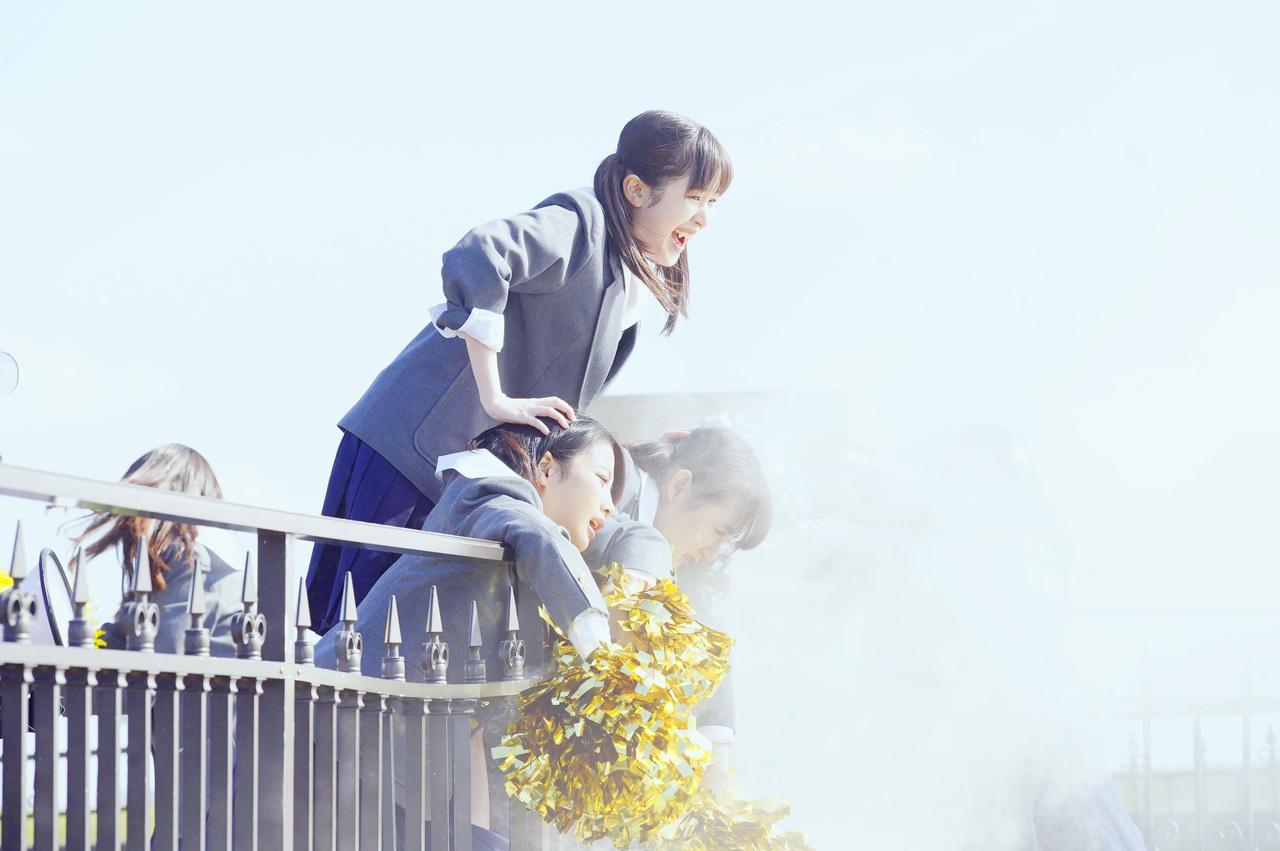 画像5: 放送中のTVドラマ「映像研には手を出すな!」のVFXのメイキング映像が到着