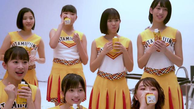 画像: 「カラダ、Ready?」BEYOOOOONDS篇 ONEDAY ENERGY BANANA CM youtu.be
