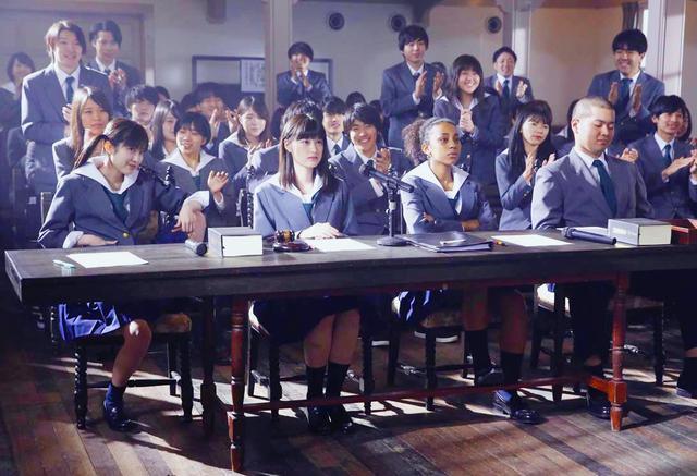 画像3: 放送中のTVドラマ「映像研には手を出すな!」のVFXのメイキング映像が到着