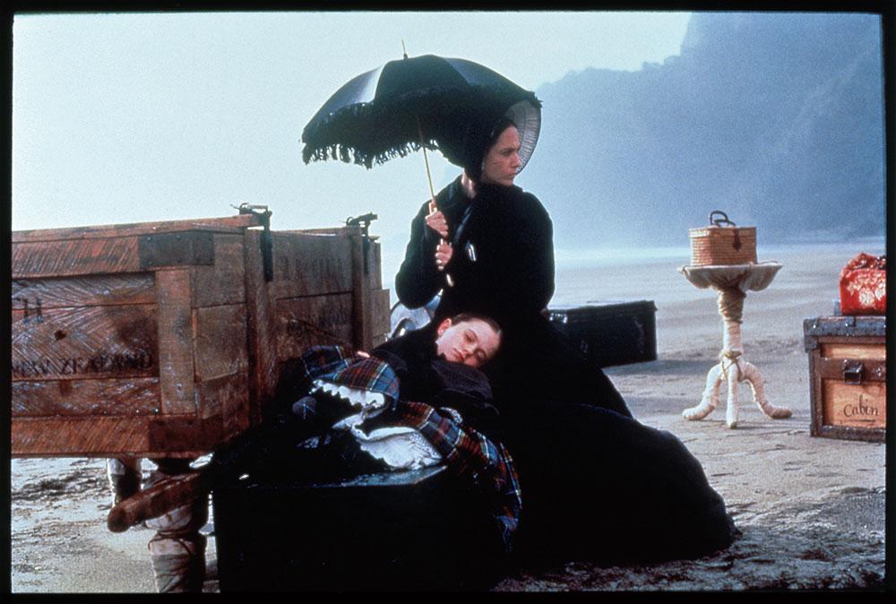 画像: ピアノ・レッスン(1993)