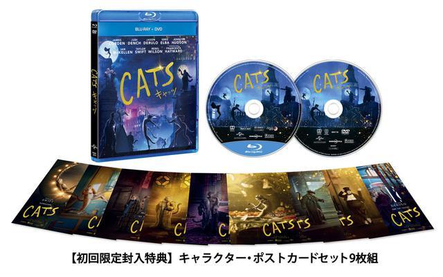 画像: あの世界的ミュージカルを実写化!「キャッツ」ブルーレイ&DVD発売決定!