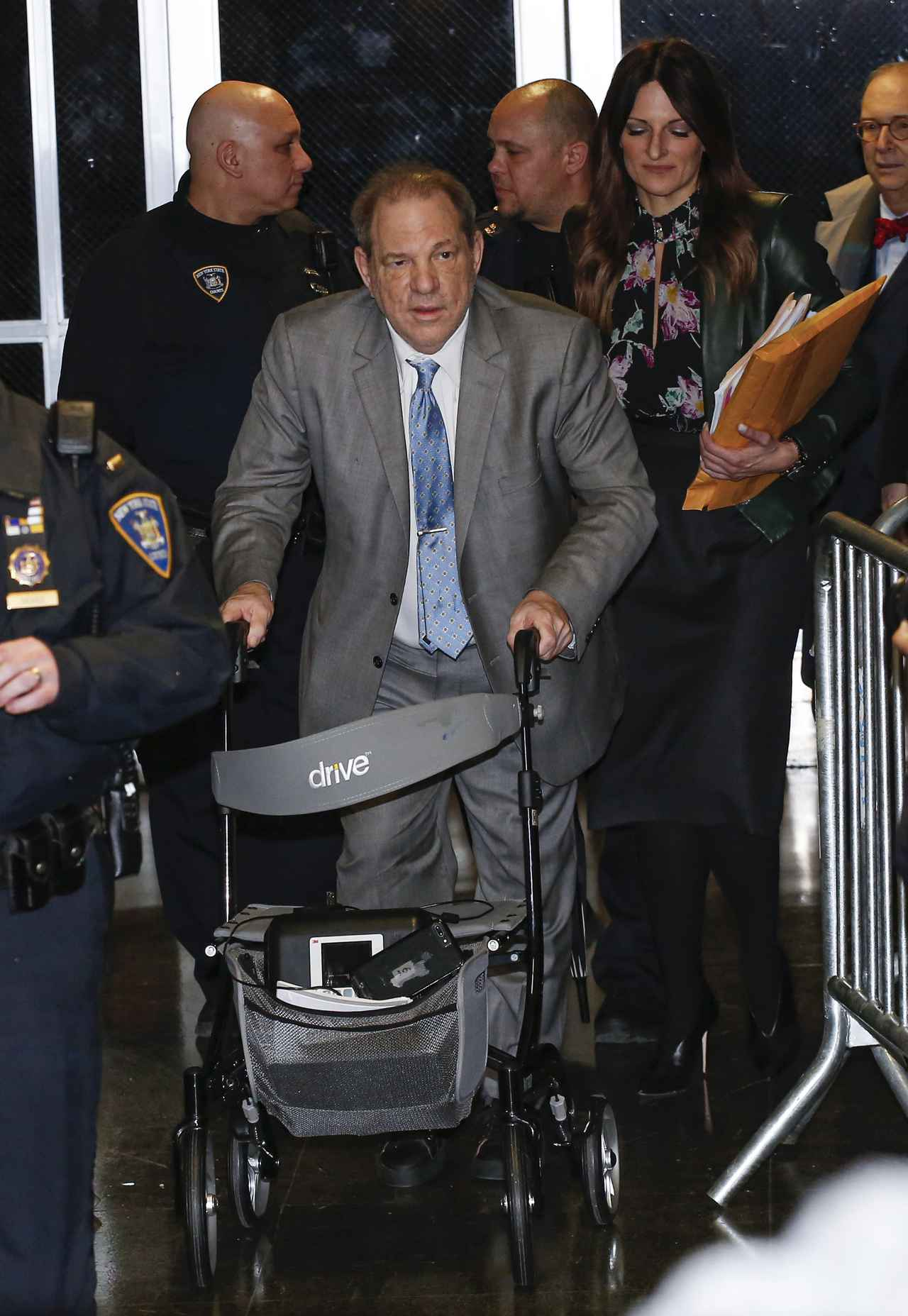 画像: 有罪が確定したハーヴェイ・ワインスタイン Photos by Getty Images