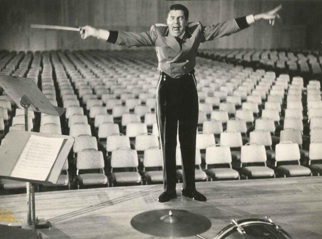 画像: 「底抜けてんやわんや」1960年12月公開