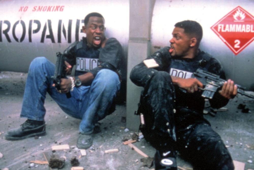 画像: 1作目「バッドボーイズ」より © 1995 Columbia Pictures Industries,Inc. All Rights Reserved.