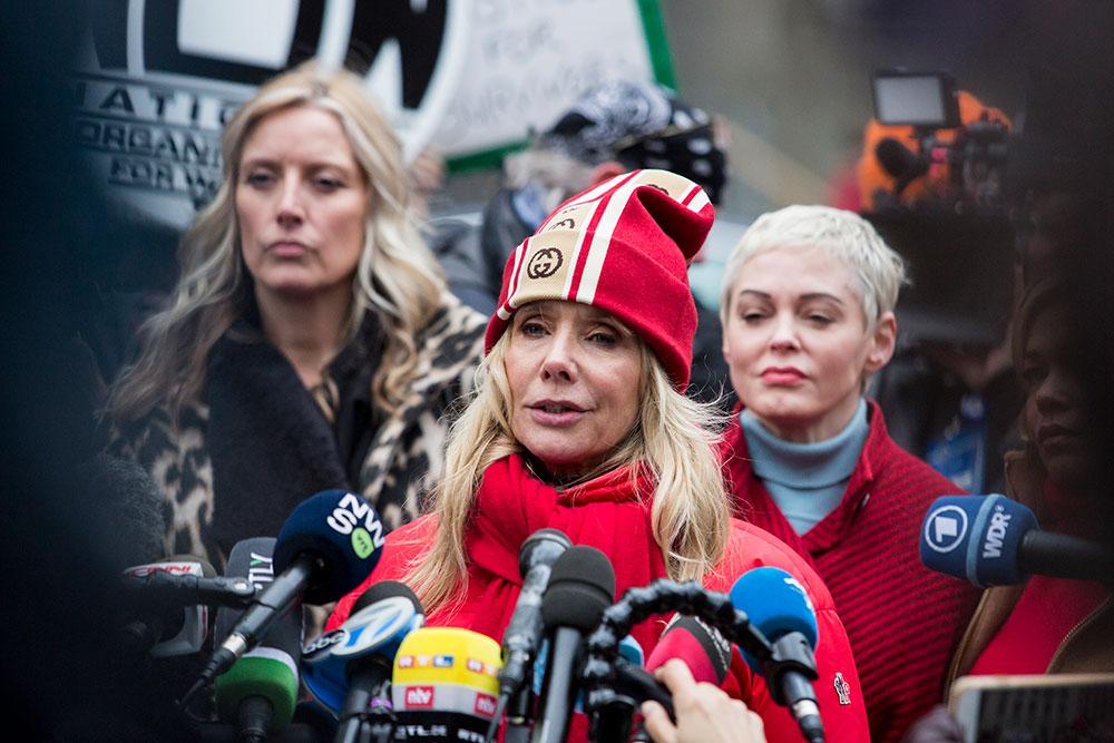 画像: ハーヴェイ・ワインスタインの性犯罪スキャンダルを再検証 - SCREEN ONLINE(スクリーンオンライン)