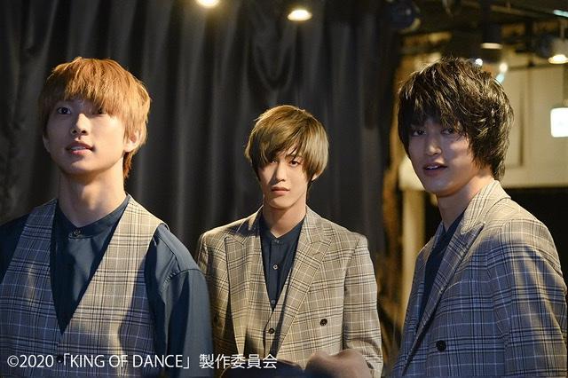 画像1: 高野洸出演ドラマ『KING OF DANCE』の第3話にDJ KOOがダンス大会MC役で出演