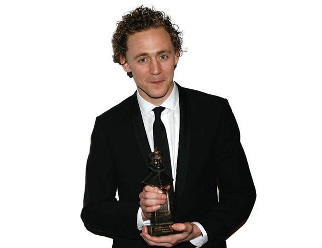 画像: 新人男優ながらオリヴ ィエ賞を受賞した時のトム