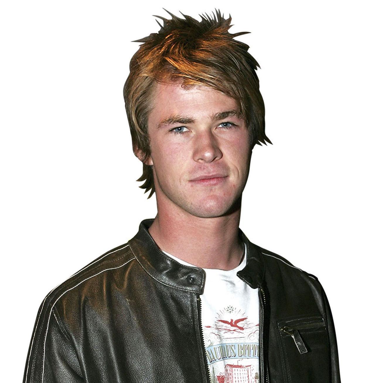 画像: オーストラリアの若手時代のクリス