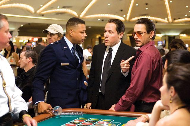画像: カジノで遊びますがオーナーではありません「アイアンマン」より