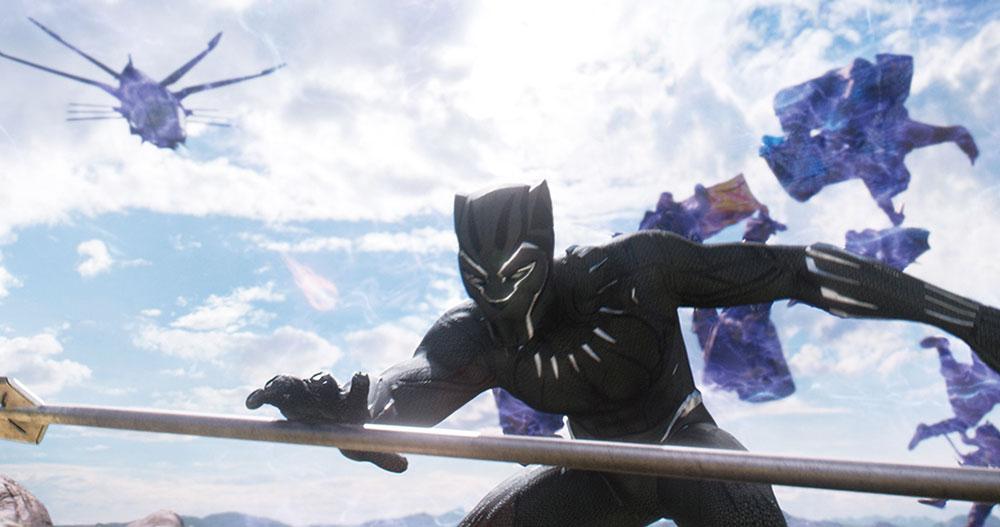 画像: 「ブラックパンサー」(ディズニーデラックスで配信中) © 2018 MARVEL © 2014 Marvel