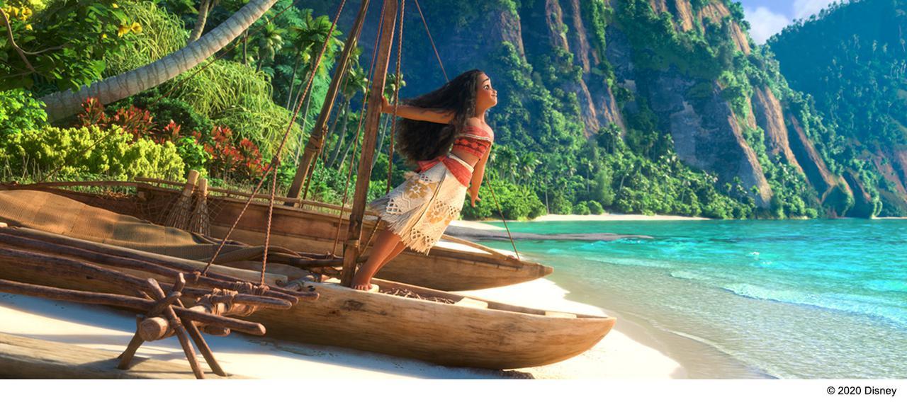 画像3: GWはおうちで冒険に出かけよう!ディズニー・アニメーション5選!