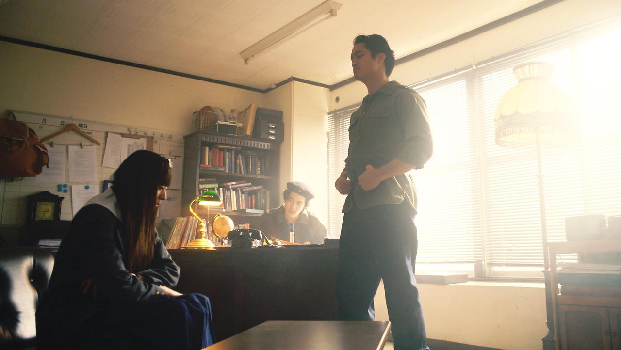 画像2: 乃木坂46齋藤飛鳥が涙!ドラマ「映像研には手を出すな!」最終回、ついにクライマックス