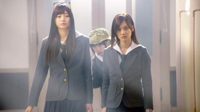 画像1: 乃木坂46齋藤飛鳥が涙!ドラマ「映像研には手を出すな!」最終回、ついにクライマックス
