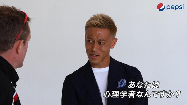 画像6: 本田圭佑がじゃんけん元世界王者とのじゃんけん修行でさらにパワーアップ