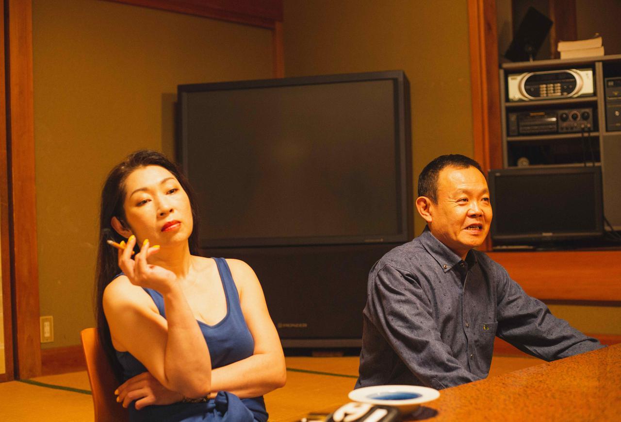 """画像3: """"カメ止め""""現象を起こしたENBUゼミナールの新作『河童の女』公開決定"""