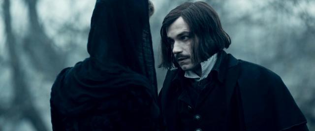 画像: ニコライ・ゴーゴリを演じるアレクサンドル・ペトロフ