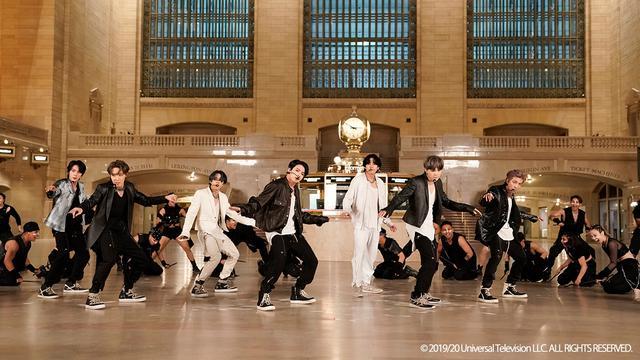 画像4: [日本初配信]BTSが出演したアメリカの人気番組がdTVで配信
