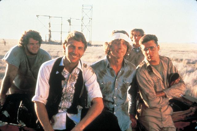 画像: 大学生活最後の5人組のバカ騒ぎの旅 「 ファンダンゴ 」(1985)