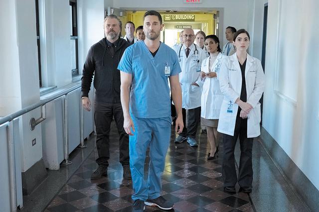画像: 見どころ2 実話をもとに大病院をリアルに描写