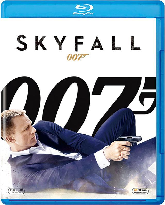 画像: 「007スカイフォール」フォックス・HEよりブルーレイ発売中