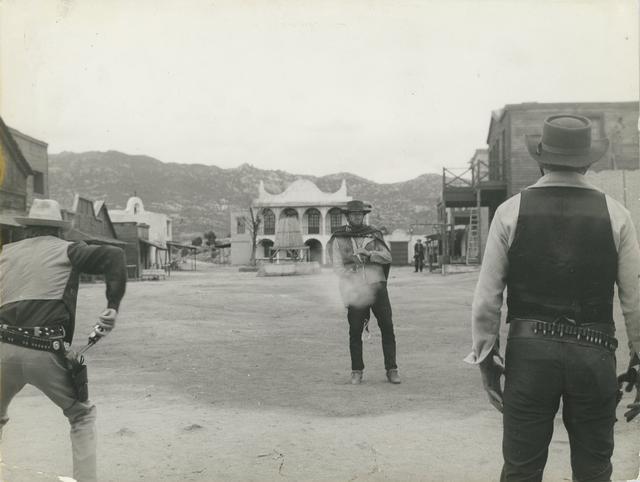 画像: 「荒野の用心棒」(1964)