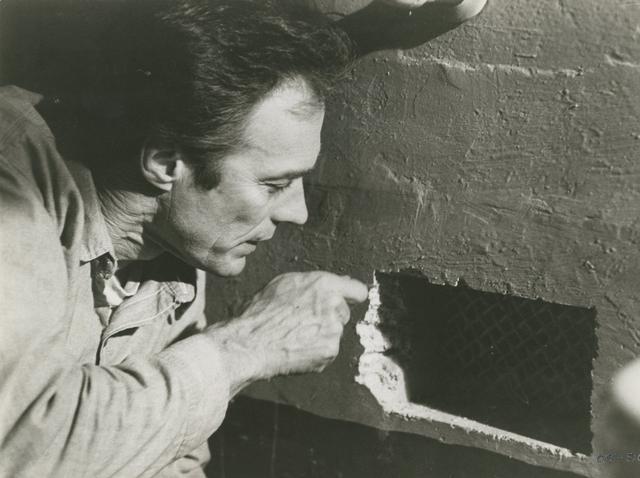 画像: 「アルカトラズからの脱出」(1979)