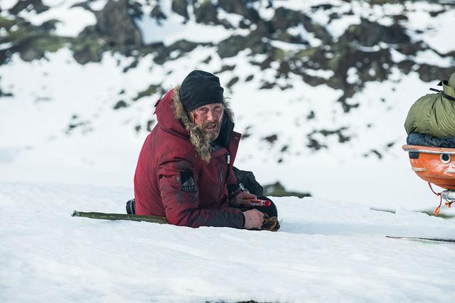 画像: マッツ・ミケルセン at 北極 「残された者 -北の極地-」(2018)