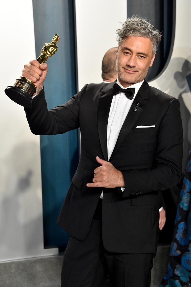 画像: 「ジョジョ・ラビット」で念願の初オスカーを受賞