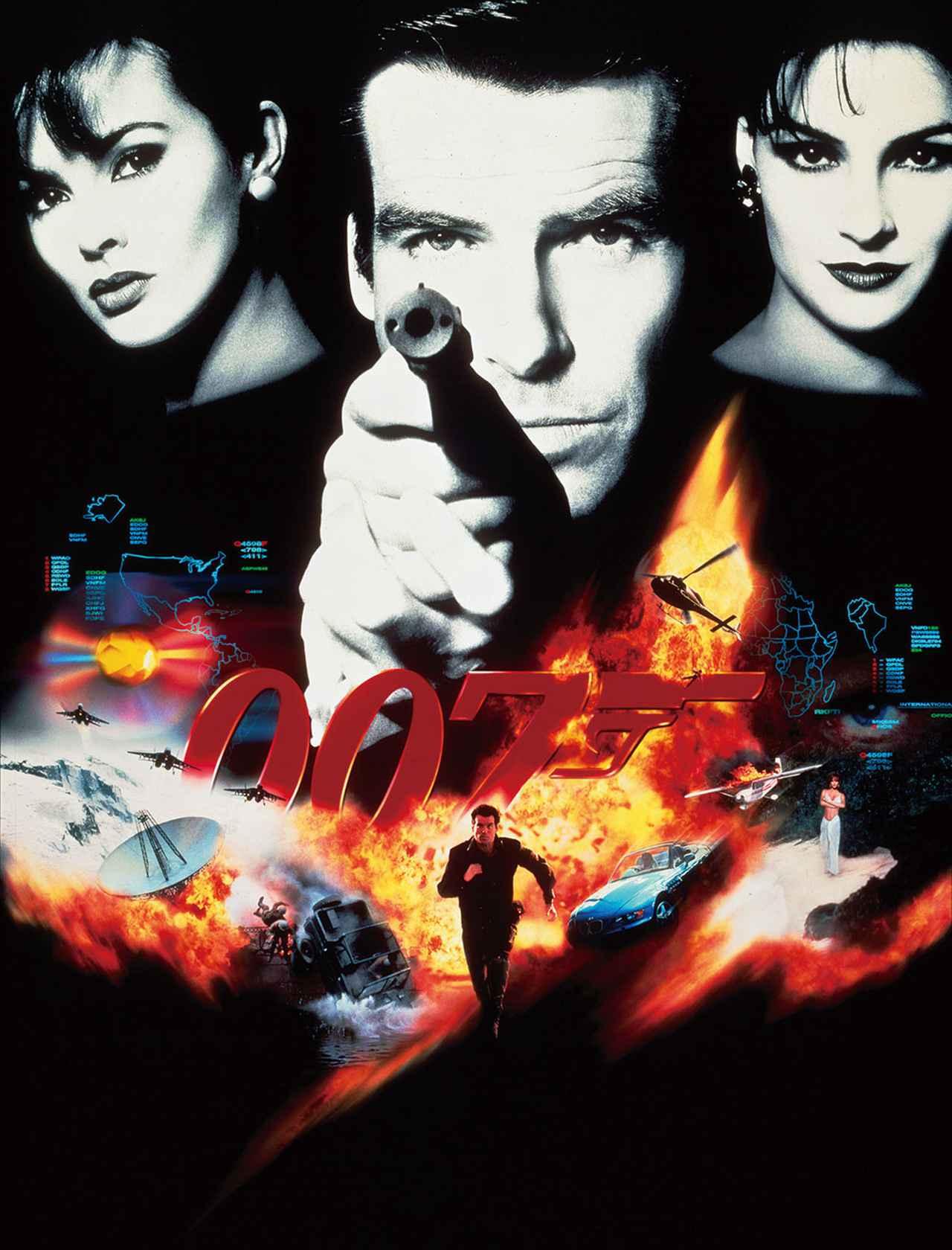 画像17: 世界のポスターで見る「007」シリーズ 全24作品まとめ