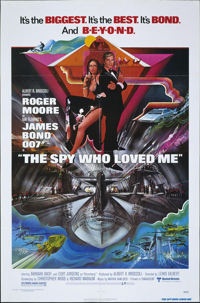 画像10: 世界のポスターで見る「007」シリーズ 全24作品まとめ