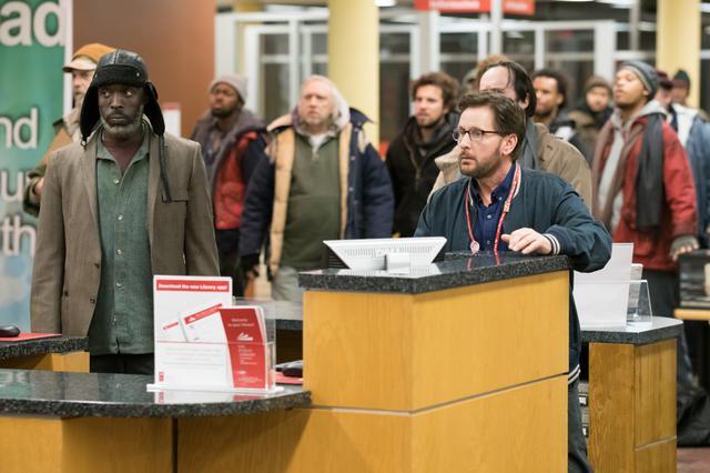 画像1: ホームレスが図書館を占拠⁉ 新聞記事に着想を得た「奇跡の映画」が公開