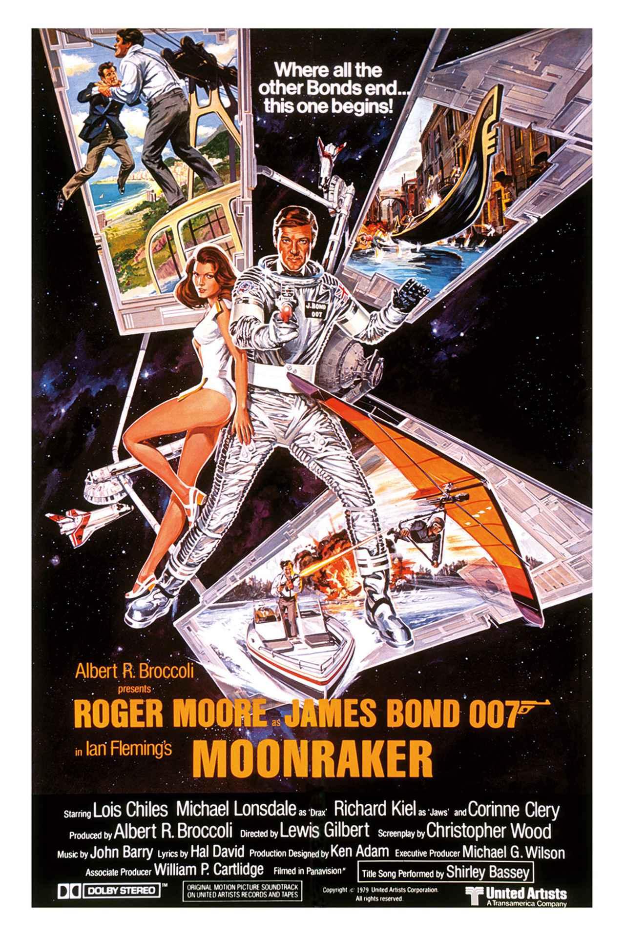 画像11: 世界のポスターで見る「007」シリーズ 全24作品まとめ