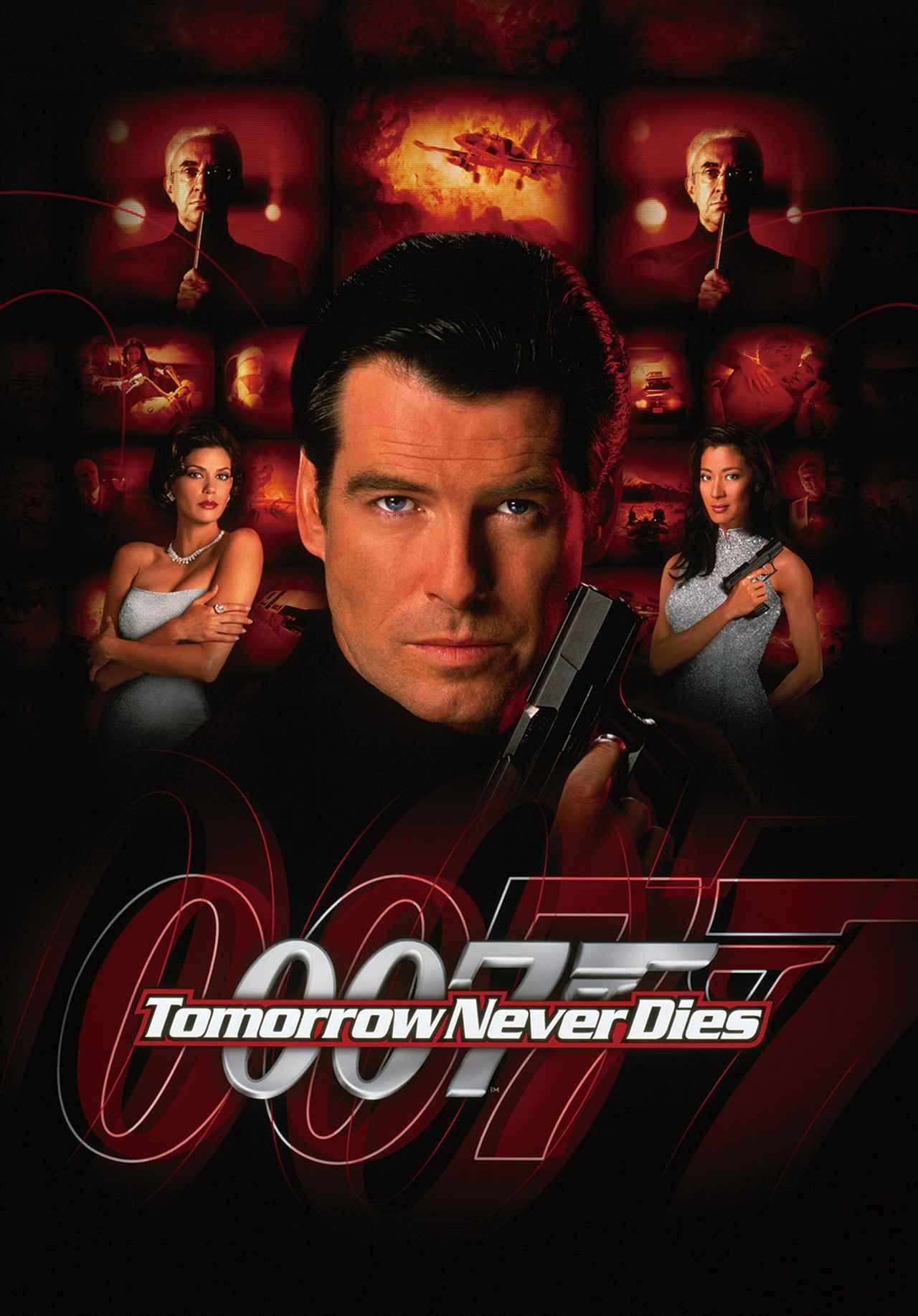 画像18: 世界のポスターで見る「007」シリーズ 全24作品まとめ
