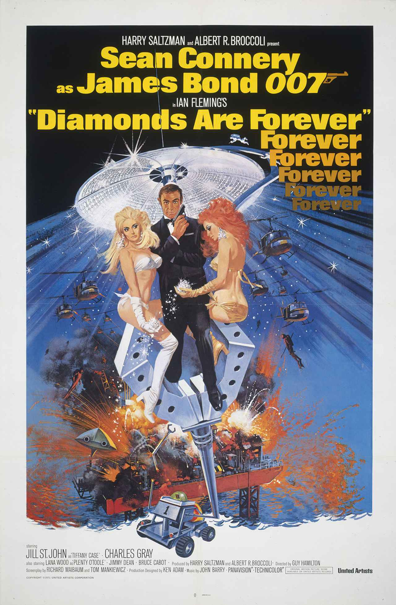 画像7: 世界のポスターで見る「007」シリーズ 全24作品まとめ