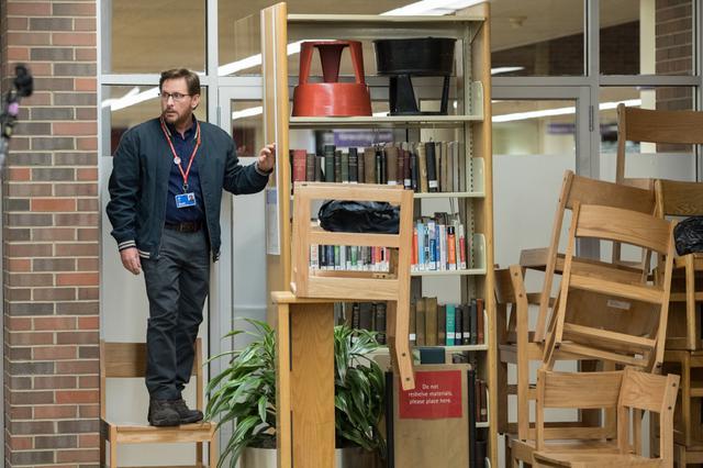 画像3: ホームレスが図書館を占拠⁉ 新聞記事に着想を得た「奇跡の映画」が公開