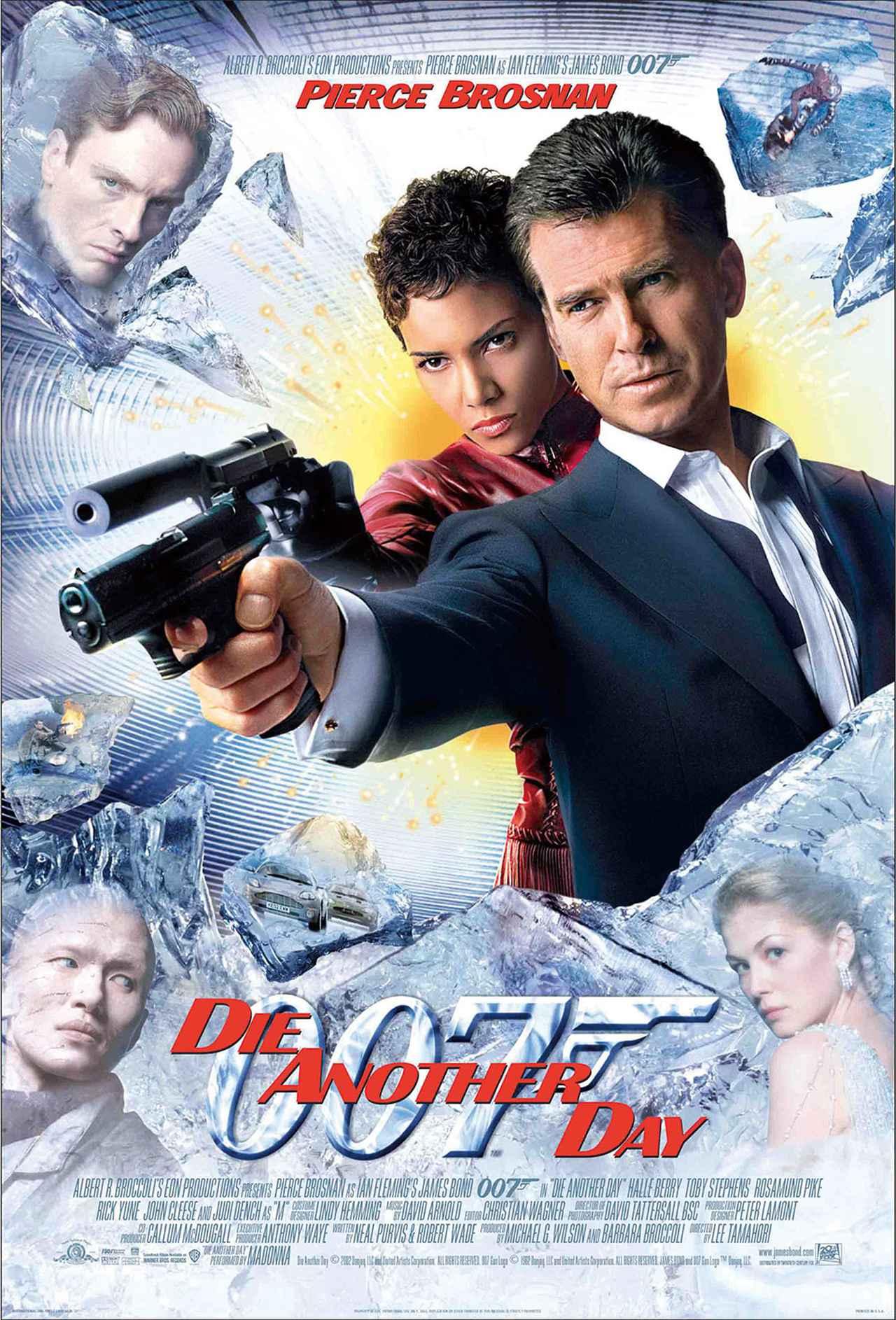 画像20: 世界のポスターで見る「007」シリーズ 全24作品まとめ