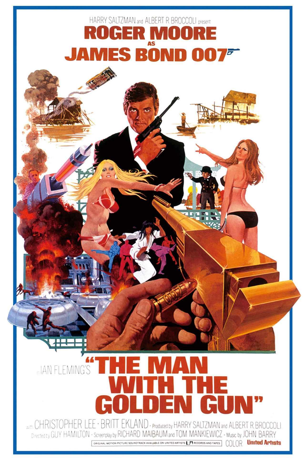 画像9: 世界のポスターで見る「007」シリーズ 全24作品まとめ