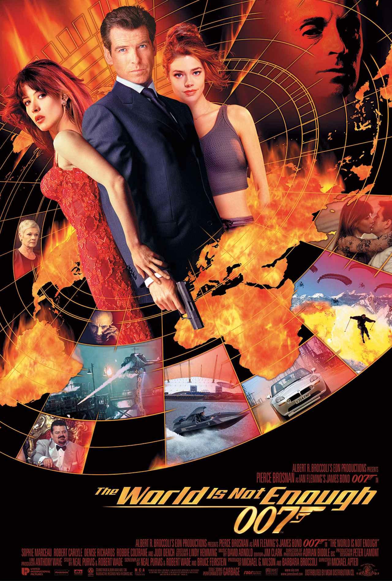 画像19: 世界のポスターで見る「007」シリーズ 全24作品まとめ