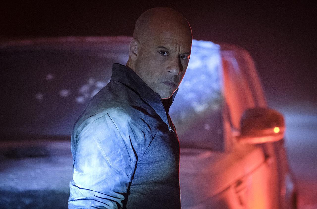 画像: 主演のブラッドショット役を務めるのは「ワイルド・スピード」シリーズのヴィン・ディーゼル