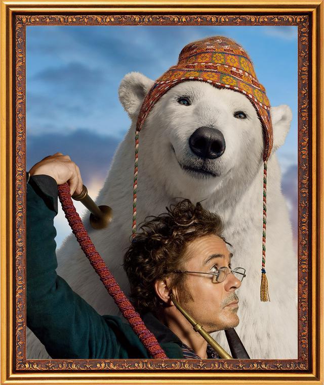 画像: 白クマのヨシ