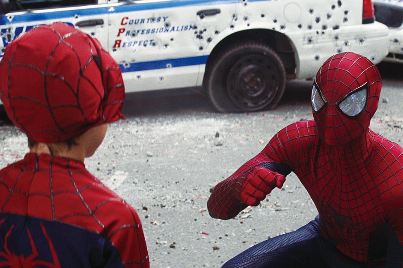 画像: 「アメイジング・スパイダーマン2」(2014)
