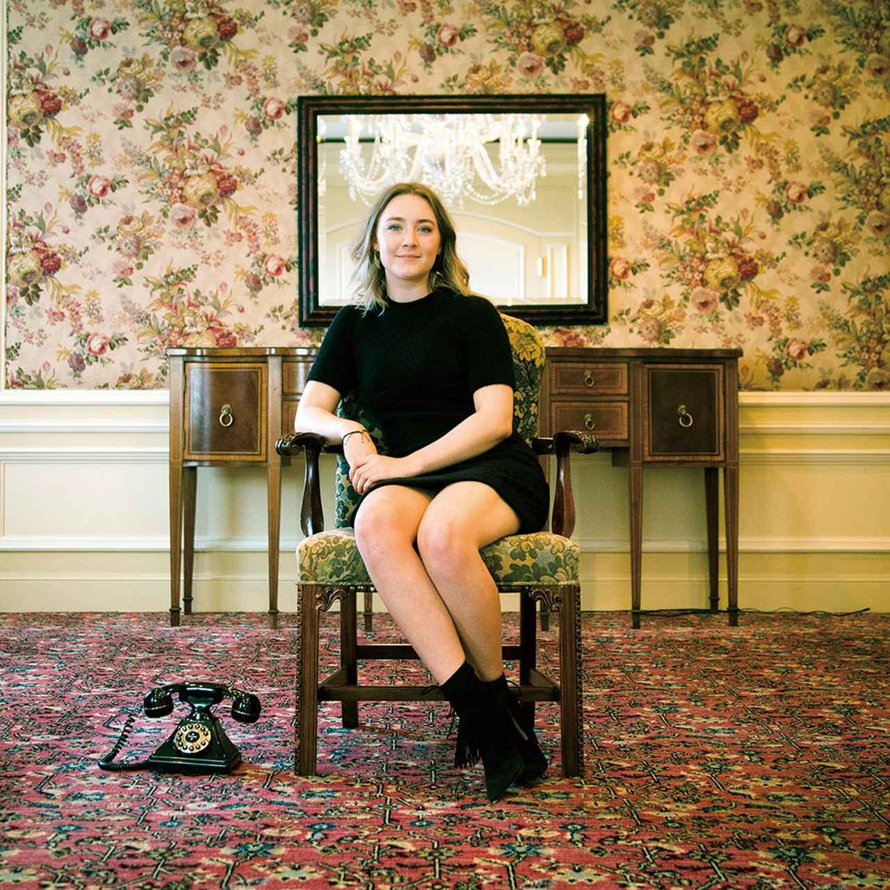 画像1: シアーシャ・ローナンが語る「若草物語」を現代の人に観てもらいたい理由【今月の顔】