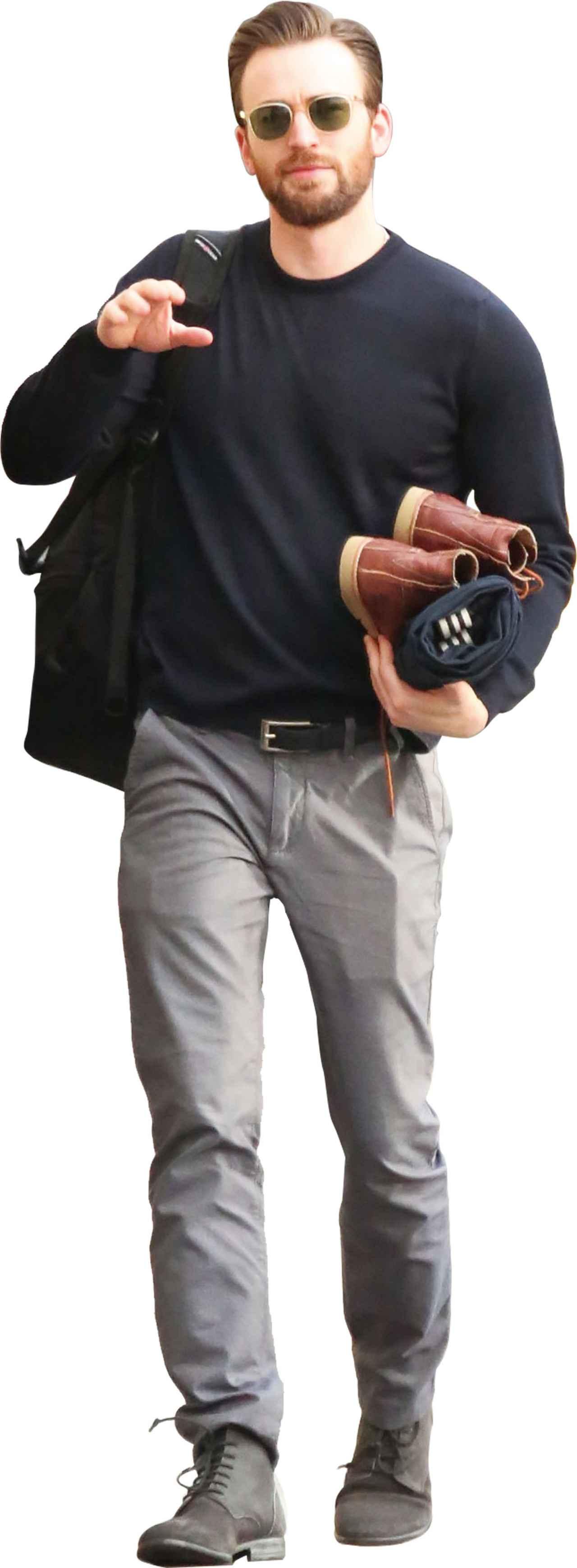 画像: 洗練された着こなしのおしゃれ上級者
