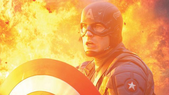 画像: 「キャプテン・アメリカ/ザ・ファースト・アベンジャー」