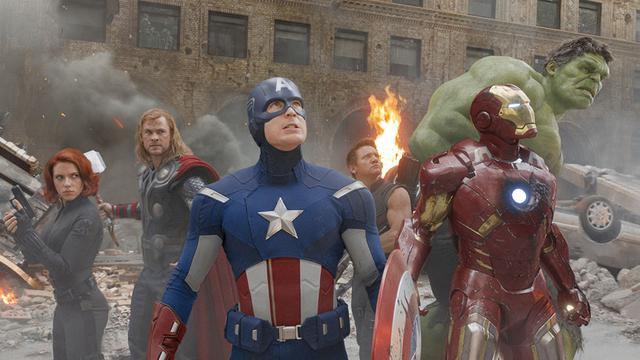 画像1: アイアンマン&キャプテン・アメリカ友情の軌跡を名場面で振り返る