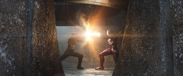 画像: シビル・ウォー/キャプテン・アメリカ」では二人が激しく激突!